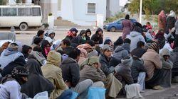Environ 15.000 Egyptiens ont fui la Libye en huit