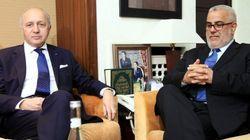 Maroc-France: Fabius à Rabat sous le signe de la
