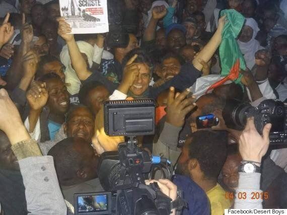 La police expulse Rachid Nekkaz de In Salah: