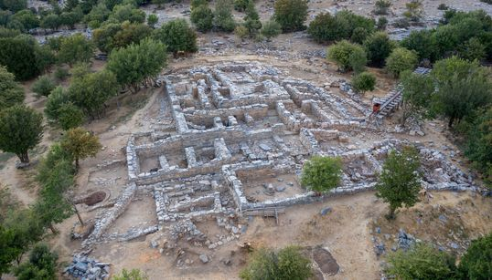 Ζώμινθος: Εντοπίστηκε το Αρχείο του μινωικού ανακτόρου στον