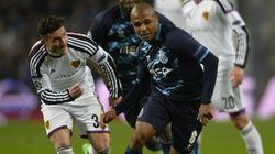 FC Porto-FC Bâle (4-0): au stade du Dragon, Yacine Brahimi a été