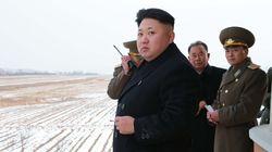 La Corée du Nord tire des missiles en mer et promet des