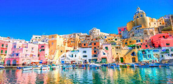10 endroits parmi les plus colorés de la