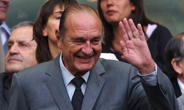 El expresidente francés Jacques
