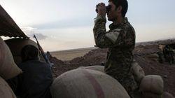 Le régime syrien et les kurdes à l'assaut du groupe Etat