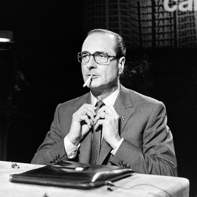 Jacques Chirac était le plus