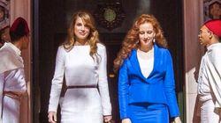 La reine Rania et Lalla Salma complices sur