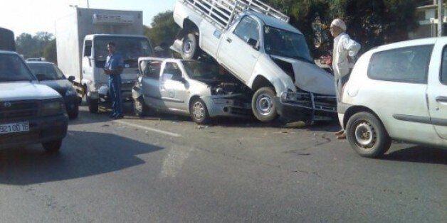 Accidents de la route: plus de 3.900 décès en 2014 en