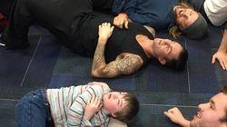La réaction de Maroon 5 face à la crise de panique d'un fan