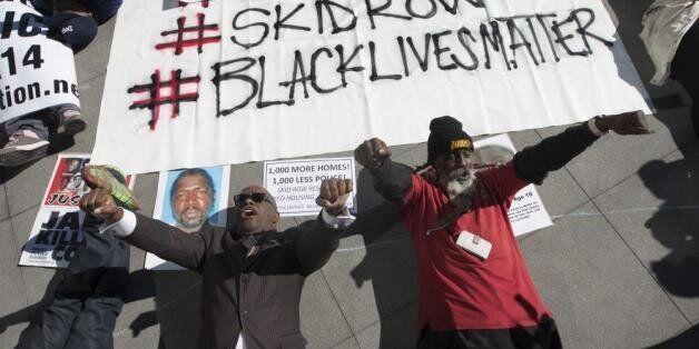 Le sans-abri abattu par la police de Los Angeles dimanche était
