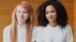 Lucy et Maria Alymer sont jumelles, même si c'est difficile à