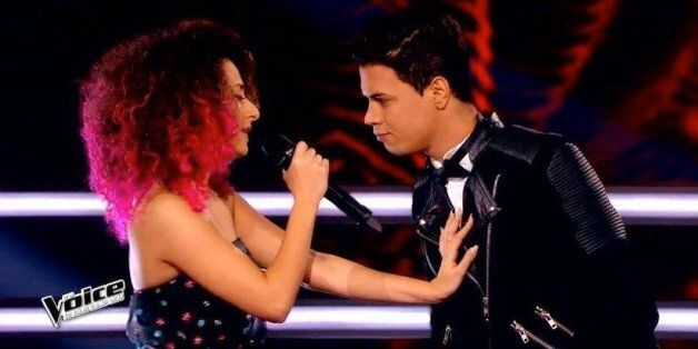 Yann'sine et Dalia: Battle maroco-algérienne à The Voice