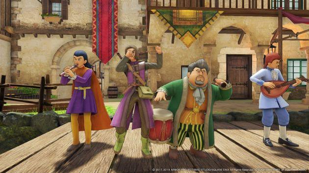 Dragon Quest XI S photo