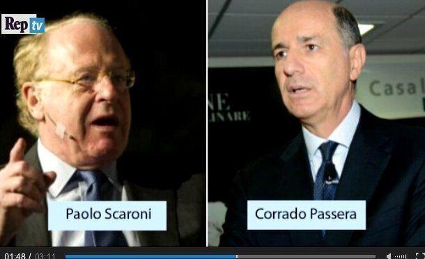 Paolo Scaroni: L'affaire Saipem est devenue publique à la suite de