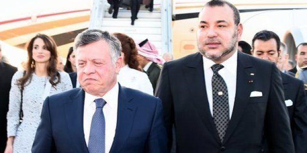 Mohammed VI s'entretient avec Abdallah II de Jordanie au sujet de la lutte contre le