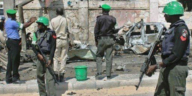 Somalie: attaque des shebab en cours dans la ville de