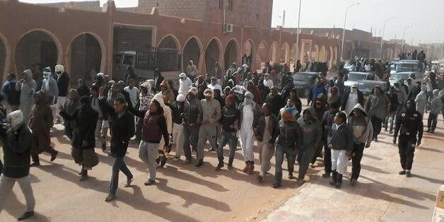 In Salah: Accord entre les manifestants et le chef de la 6e région
