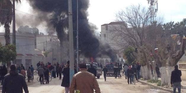 Tunisie: La ville de Boussalem bloquée par des protestations contre