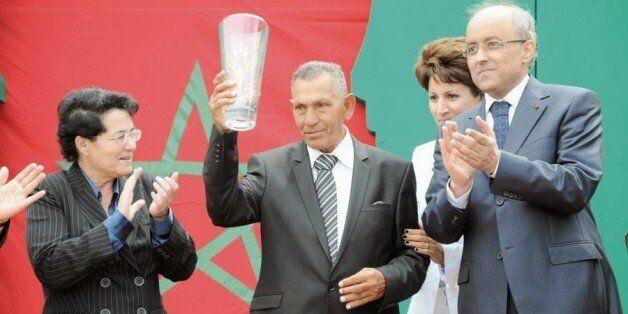 Mohamed El Gourch est parti pour son tour