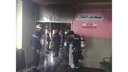 Grève du personnel de l'EHS d'El Oued en solidarité avec leurs collègues