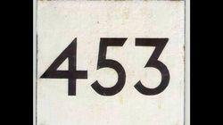 Pourquoi le chiffre 453 circule sur les réseaux
