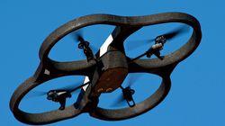 Avez-vous déjà vu des drones à la place de