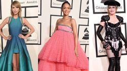 Grammy Awards 2015: le meilleur et le pire des tenues des stars