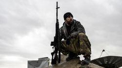 Syrie: cerné de cadavres dans Kobané, un