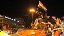 Irak: les Bagdadis célèbrent bruyamment la fin du