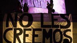 Disparus du Mexique: des milliers de manifestants à Mexico quatre mois