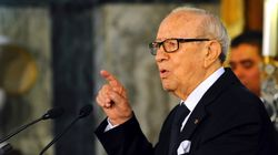Les condamnations de Béji Caïd Essebsi après la décapitation d'Egyptiens en