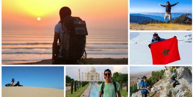 Ces globe-trotters marocains qui plaquent tout pour voyager
