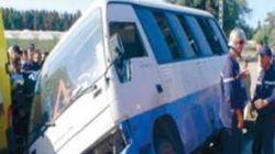 Un bus fou percute mortellement trois écoliers à