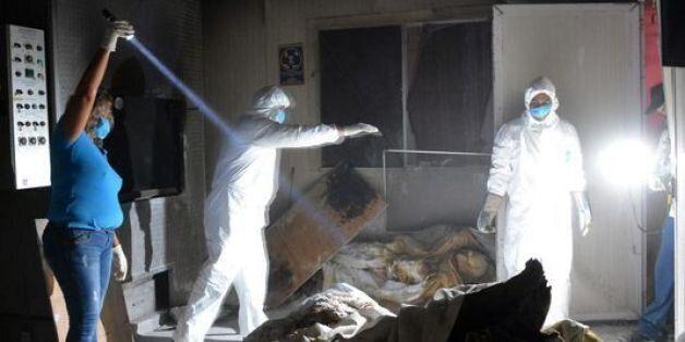 Mexique : plus de 60 corps découverts dans un crématorium abandonné