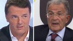 Renzi risponde a Prodi: