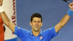 Novak Djokovic remporte son 5e Open