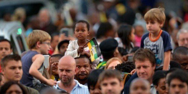Afrique du Sud: Le projet de réconciliation entre noirs et blancx reste un