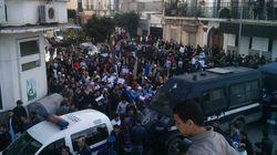 Marche à Alger: 15 manifestants condamnés à 9 mois de prison et 50.000 Da