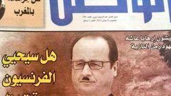 Hollande grimé en Hitler: La une choc d'Al Watan Al An fait le buzz sur les réseaux