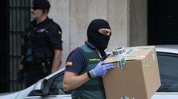El juez envía a prisión a los siete miembros de los CDR acusados de