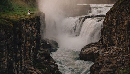 12 photos de mariage dans des lieux d'exception à travers le