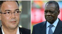 La guerre entre le Maroc et la CAF