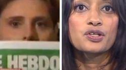 La couverture de Charlie Hebdo montrée en direct : Sky News présente ses