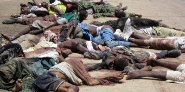 Nigeria: Des victimes du groupe islamiste Boko