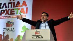 Tsipras veut la majorité absolue pour renégocier la dette en position de