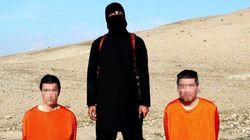 Le groupe EI menace de tuer 2 otages japonais, Tokyo ne pliera