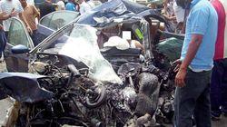 Les accidents de la route sont de plus en plus