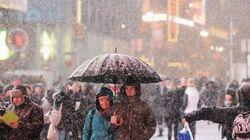 New York se prépare à une tempête de neige