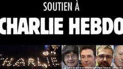 Sit-in, messages de solidarité... Les Marocains mobilisés pour Charlie