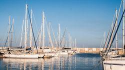 Hammamet: Saisie record de 5 tonnes de cannabis à bord d'un yacht, 3 Européens